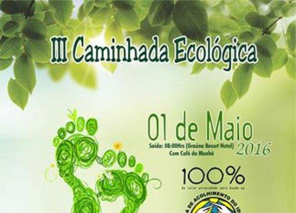 III Caminhada Ecológica
