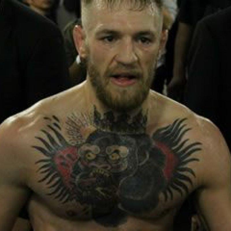 'May x Mac': McGregor promete atingir 100 milhões de dólares de lucro
