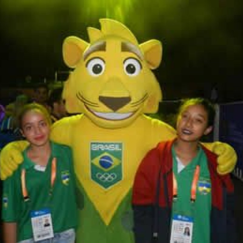 Atletas de Rondônia disputam Jogos Escolares da Juventude em Curitiba