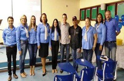 Gestores de escolas municipais de Ouro Preto do Oeste são homenageados