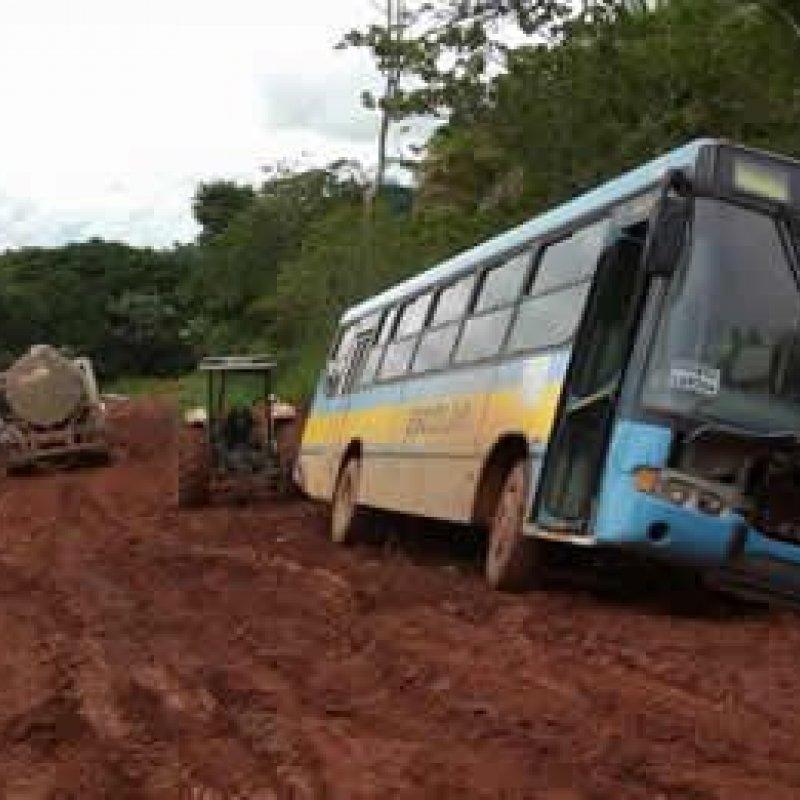 Ouro Preto: em rede social, J Rabelo critica o descaso com as estradas rurais