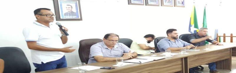 Tribunal de Contas aprova por unanimidade contas do prefeito Charles Pinheiro