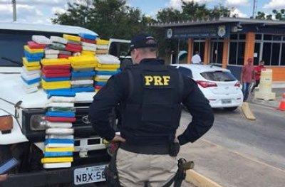 Morador de Tarilândia é preso no Ceará transportando mais de 130 quilos de cocaína