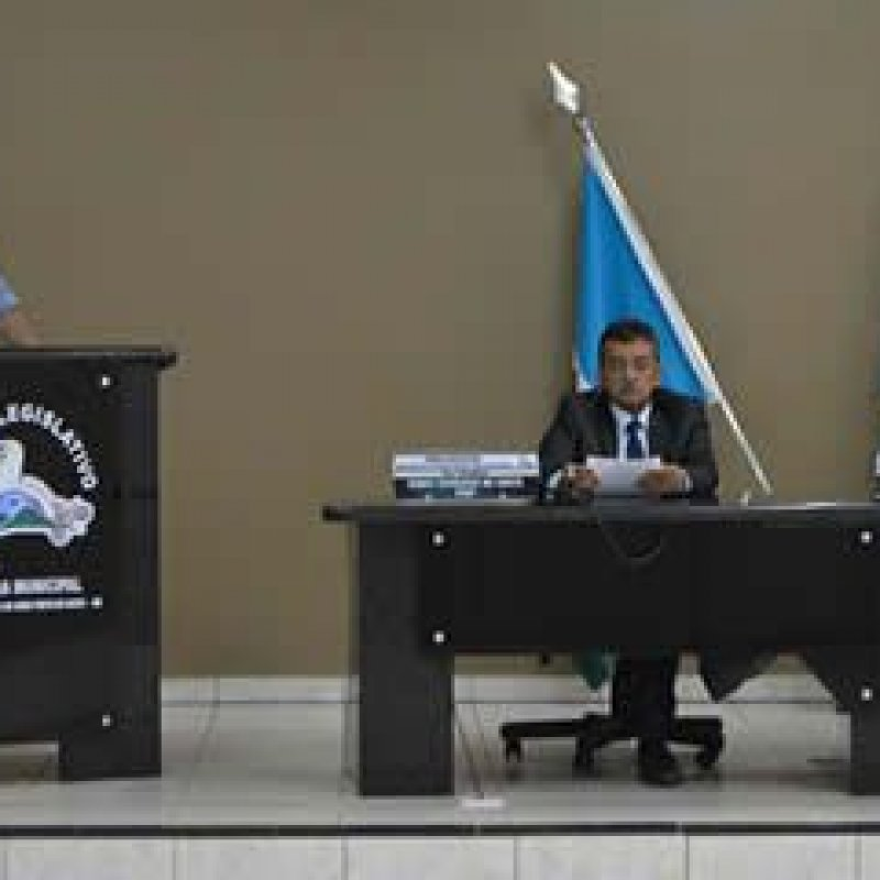 Ouro Preto: prefeito critica a Câmara, CONSEG e ofende a imprensa