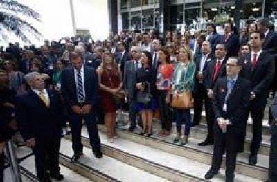 Juízes federais e do trabalho param em defesa de auxílio-moradia de R$ 4,3 mil