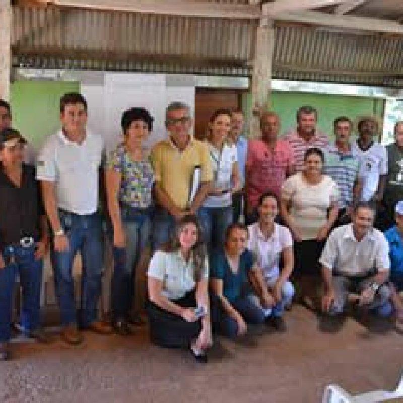 Governo do Estado leva conhecimento técnico aos cafeicultores de Ouro Preto