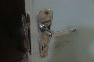 Ladrão arromba porta e furta arroz de residência, na zona rural de Mirante da Serra