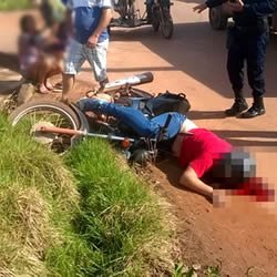 URGENTE: Jornalista Ueliton Brizon é assassinado em Cacoal
