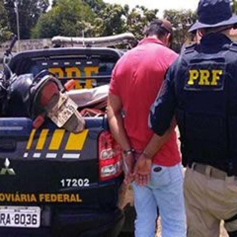 PRF flagra moto adulterada em Ouro Preto do Oeste