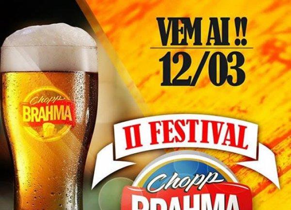 II Fertival Chopp Brahma