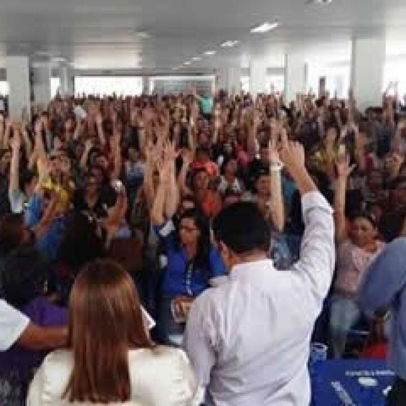 Educação aceita contraproposta do Governo de Rondônia