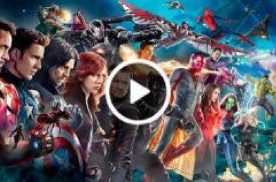 Vingadores: veja o aguardado novo trailer de Guerra Infinita