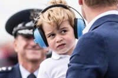 Príncipe George já sabe o que quer ser quando crescer — e não é ser rei!