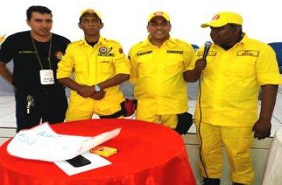 Ji-Paraná sedia o Primeiro Encontro Estadual de Bombeiro Civil