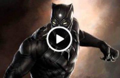 Veja o eletrizante trailer de Pantera Negra