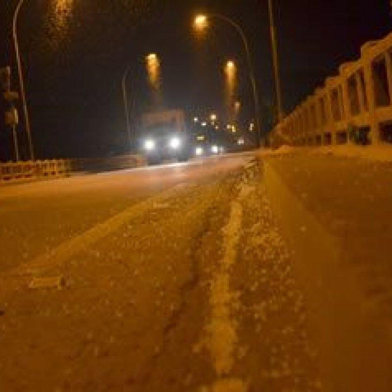 Jaru: Nova infestação de mariposas na Ponte do Rio Jaru requer cautela dos motoristas