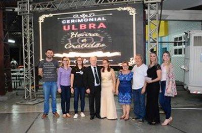 Ji-Paraná: evento de agradecimento é realizado pelos 33 anos da ULBRA