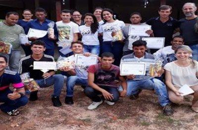 Ouro Preto: CAPS realiza ação na Casa Família Rosetta