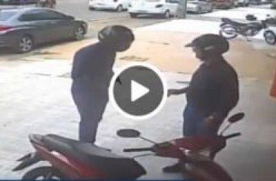 Ladrão rouba mais de R$ 22 mil durante assalto à farmácia em Ouro Preto