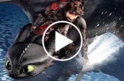 Como Treinar O Seu Dragão 3 - Trailer Oficial