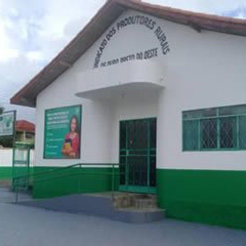 Ouro Preto: Sindicado dos Produtores Rurais realiza melhorias em sua sede