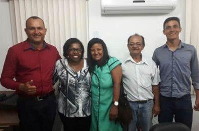 Rosária Helena participa de reuniões partidárias em Porto Velho