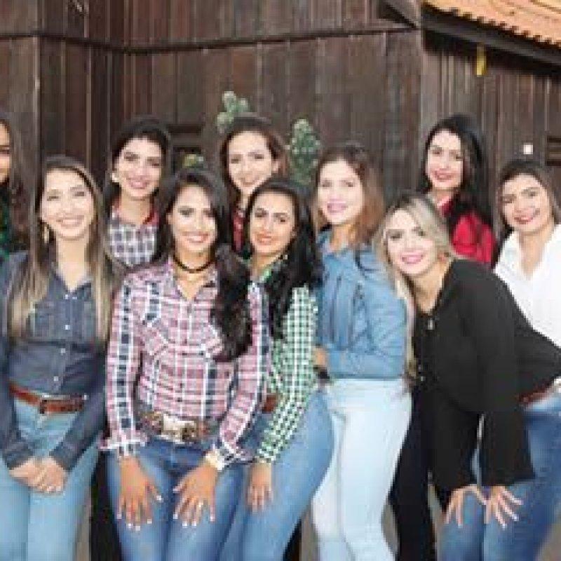 Conheça as 10 candidatas a Rainha da Expo Show Norte 2017 de Ouro Preto