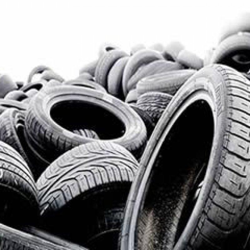 Ouro Preto: Departamento Municipal de Meio Ambiente inicia coleta de pneus usados