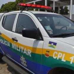Assaltantes morrem após trocarem tiros com a PM durante roubo à fazenda em Ariquemes