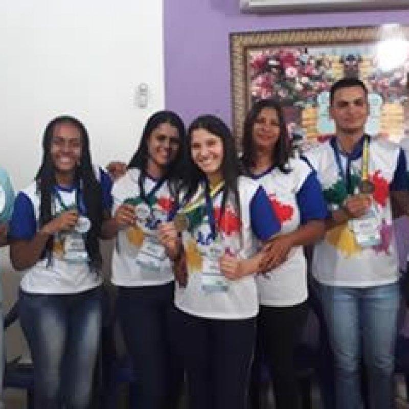 Ouro Preto: estudantes do IFRO preparam-se para apresentação de projeto em São Paulo