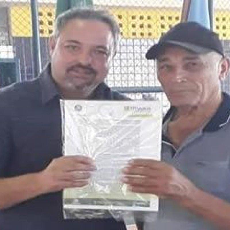 "Ouro Preto: Prefeito entrega mais 215 documentos do programa ""Título Já"""