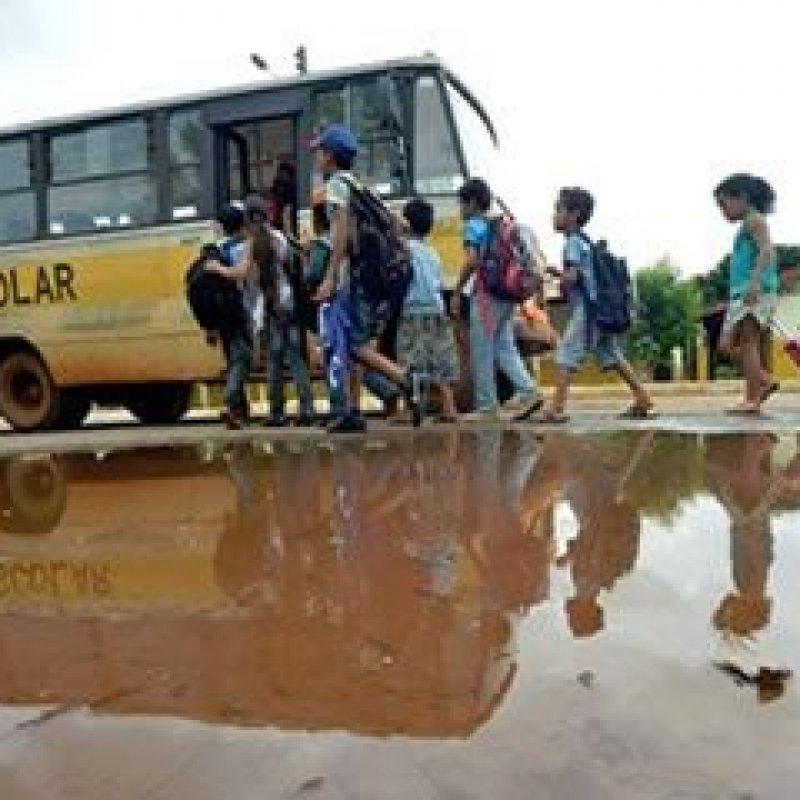 Lei Estadual define repasse do transporte escolar direto para atender zona rural do município
