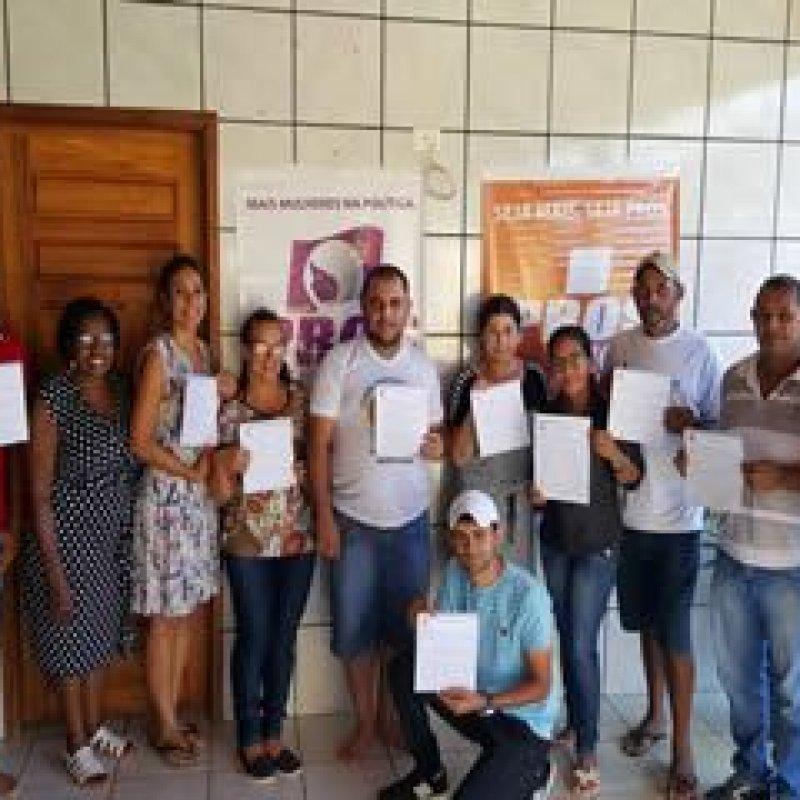Lideranças formam Comissão Executiva Municipal do PROS em Buritis