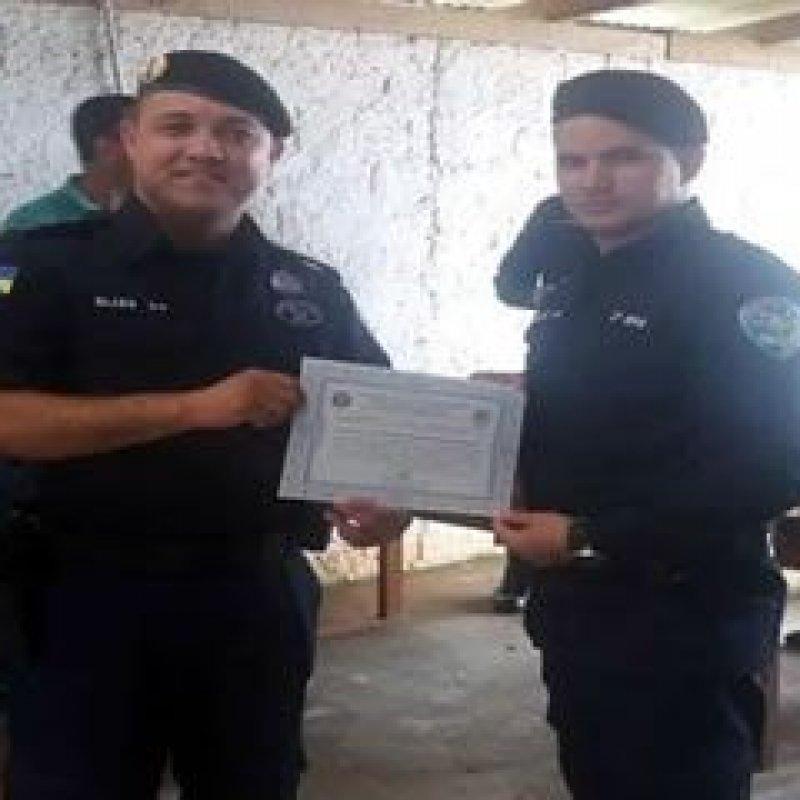 Polícia Militar de Vale do Paraíso realiza almoço de confraternização