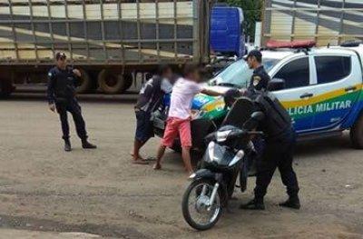 Homem é detido no Centro de Ouro Preto por posse de entorpecente
