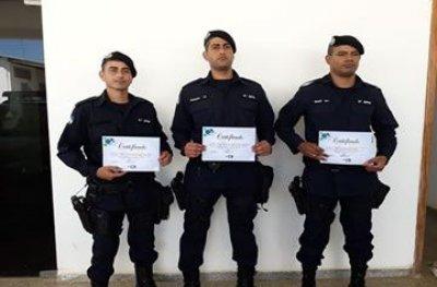 Policiais Militares de Jaru recebem certificado por ato de bravura