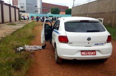 Homem mata taxista de 70 anos com cinco facadas durante assalto na Capital