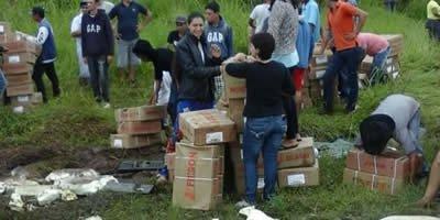Polícia recupera 250 kg de carne e encaminha para a delegacia 11 suspeitos