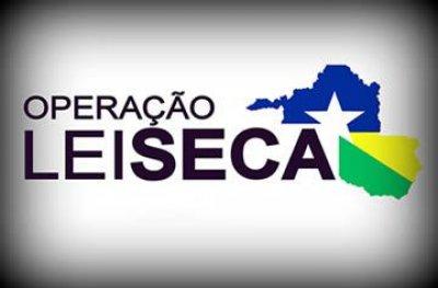 Levantamento: Dados da Lei Seca dos últimos 5 meses é apresentado pelo Detran – RO