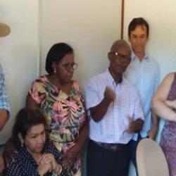 Rosária Helena prestigia evento da Casa Família Rosetta, de Ouro Preto do Oeste