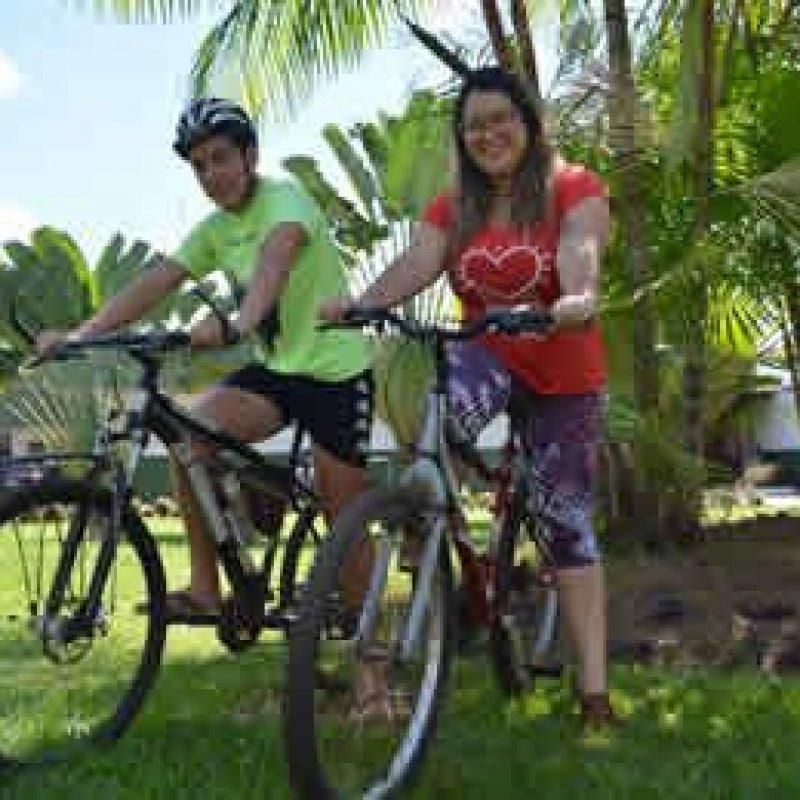 Ex-bancária de RO se prepara para pedalar 60 mil km pela América do Sul