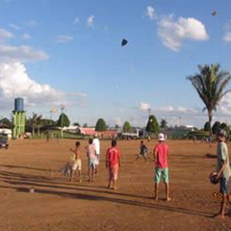Festival de Pipas reúne mais de mil pessoas em Ouro Preto do Oeste