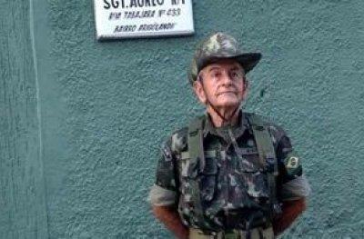 Morre 'Cabo Áureo', um dos fundadores do 5º BEC do Exército Brasileiro