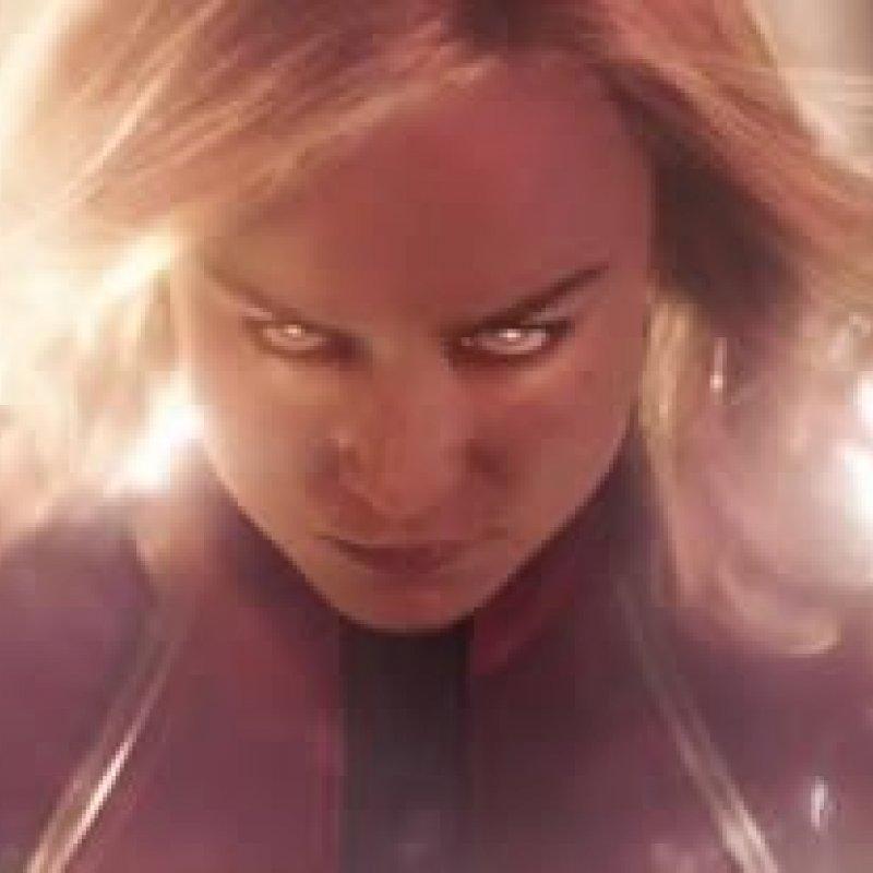 Primeiro teaser de Capitã Marvel traz mais perguntas do que respostas