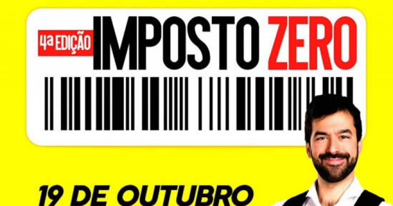 """Ji-Paraná: alunos do curso de Direito Tributário promovem a 4ª edição do """"Imposto Zero"""""""