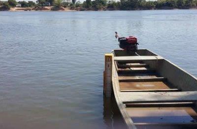 Quatro pessoas desaparecem em rios de RO em 1 semana