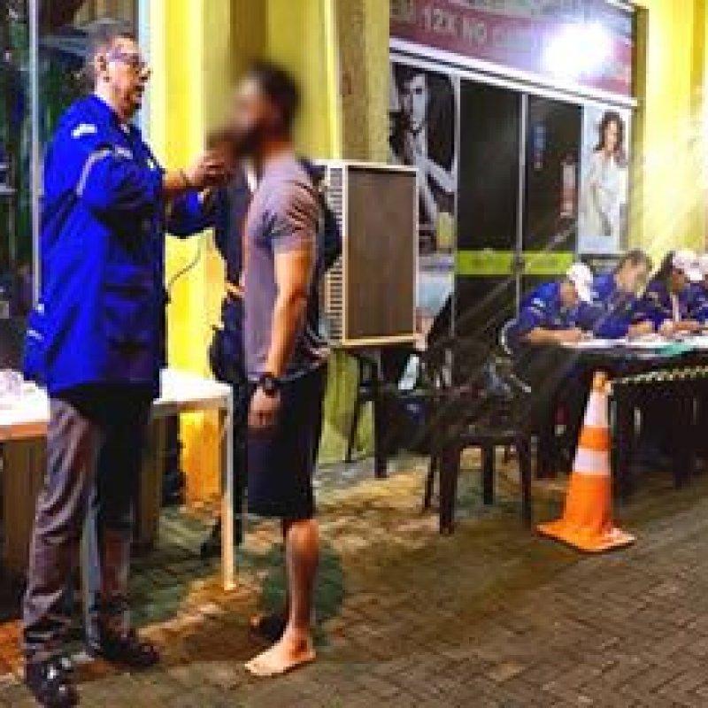 Ouro Preto: Quinze condutores são presos por embriaguez durante Operação Lei Seca