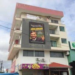 Ouro Preto: banner em apoio a Bolsonaro terá que ser retirado em até 24 horas