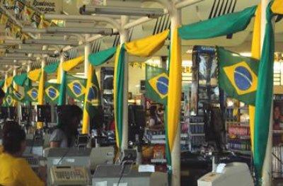 Ouro Preto: Projeto premiará comércios que usarem decoração temática da Copa do Mundo