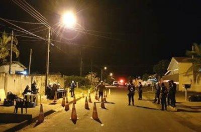 Blitz da Operação Lei Seca flagra 15 sob influência de álcool em Ouro Preto do Oeste